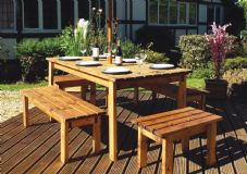 8 Seater Table Set